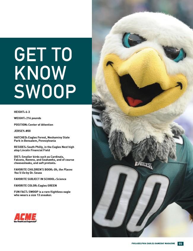 2018 Philadelphia Eagles Gameday 5 Page 57